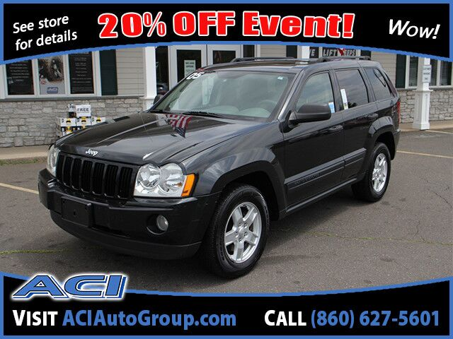 2005 Jeep Grand Cherokee Laredo East Windsor CT