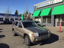 2005_Jeep_Grand Cherokee_Limited | Factory DVD | Sunroof_ Coquitlam BC