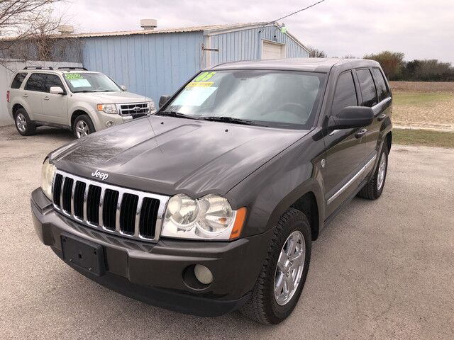 2005 Jeep Grand Cherokee Limited Gainesville TX