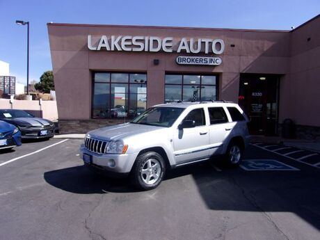 2005 Jeep Grand Cherokee Limited 4WD Colorado Springs CO