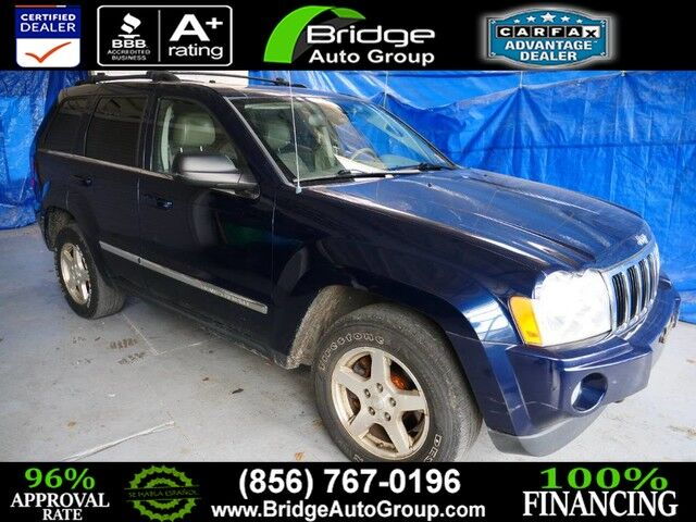 2005 Jeep Grand Cherokee Limited Berlin NJ