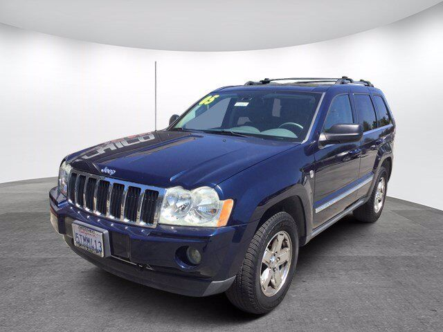 2005 Jeep Grand Cherokee Limited Chico CA