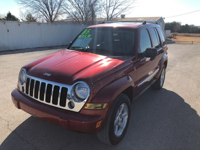 2005 Jeep Liberty Limited Gainesville TX