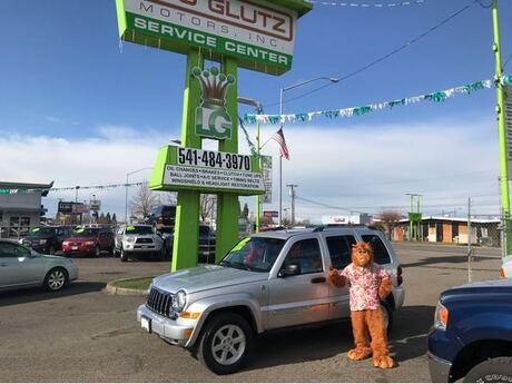 2005 Jeep Liberty Limited 4WD Eugene OR