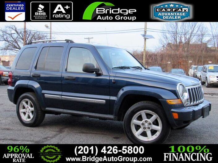 2005 Jeep Liberty Limited Berlin NJ