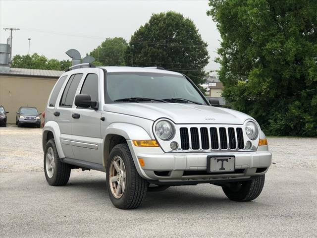 2005 Jeep Liberty Limited Chattanooga TN