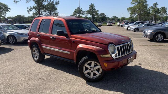 2005 Jeep Liberty Limited Houston TX
