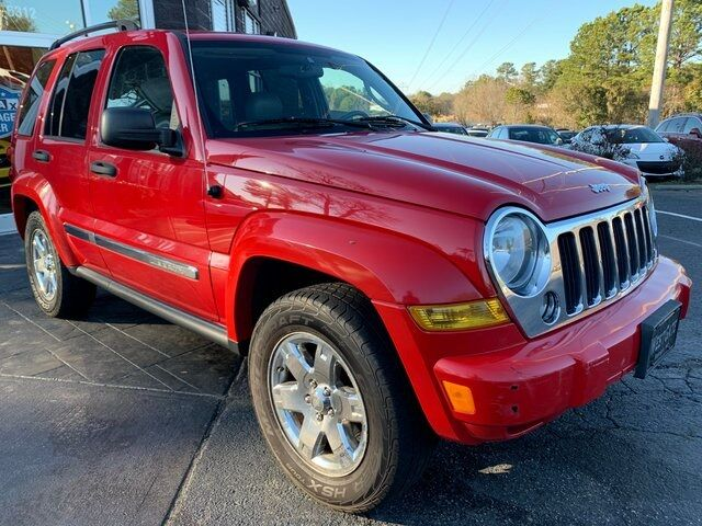 2005 Jeep Liberty Limited Raleigh NC