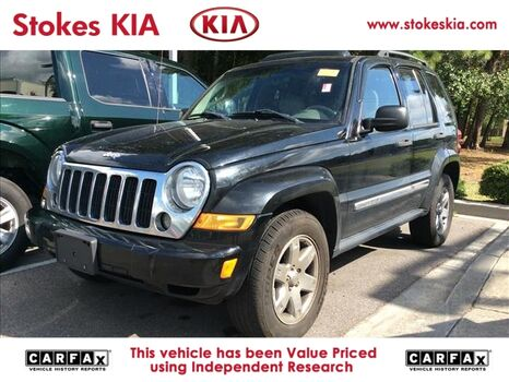 2005_Jeep_Liberty_Limited_ Aiken SC