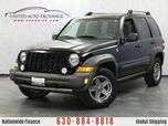 2005 Jeep Liberty Renegade 3.7L V6 Engine 4X4 w/ Power Locks & Windows, Roof Rack