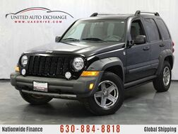 2005_Jeep_Liberty_Renegade 3.7L V6 Engine 4X4 w/ Power Locks & Windows, Roof Rack_ Addison IL