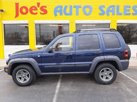 2005_Jeep_Liberty_Renegade 4WD_ Indianapolis IN