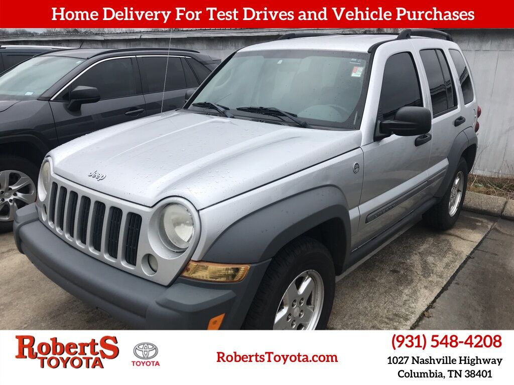 2005 Jeep Liberty Sport Columbia TN