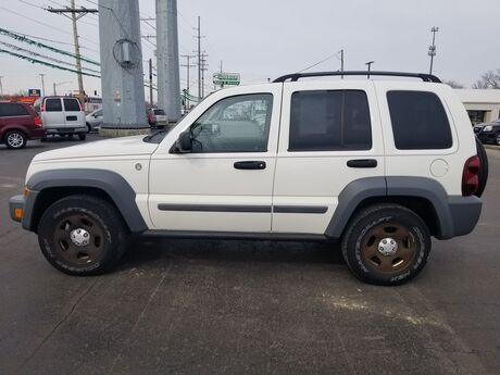2005 Jeep Liberty Sport Fort Wayne Auburn and Kendallville IN