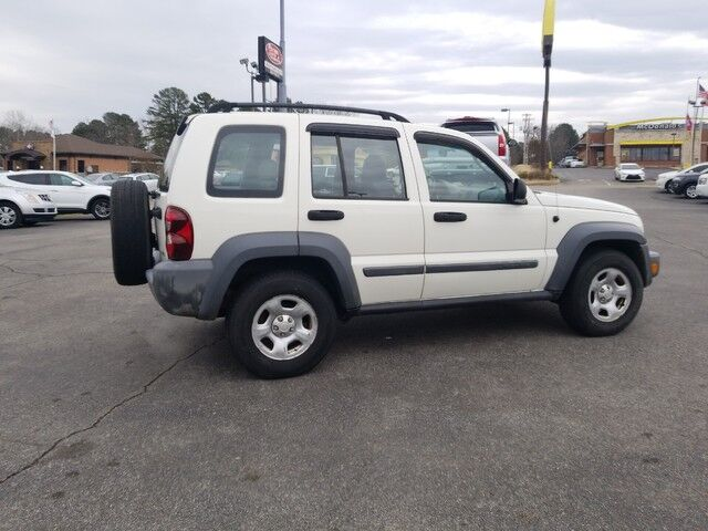 2005 Jeep Liberty Sport Heber Springs AR