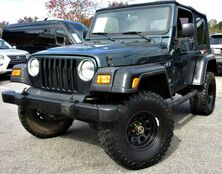 Jeep Wrangler ** 4 WHEEL DRIVE ** - w/ TOW PACKAGE 2005