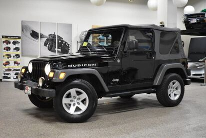 2005_Jeep_Wrangler_Rubicon_ Boston MA