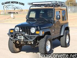 2005_Jeep_Wrangler_Rubicon_ Lubbock TX