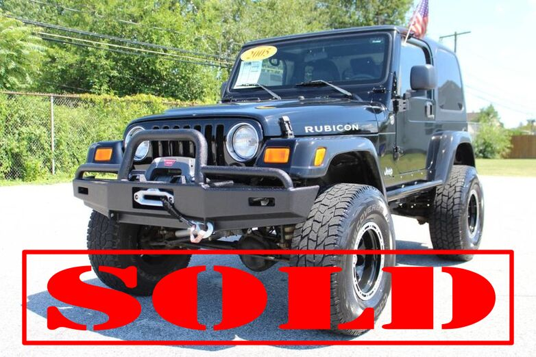 2005 Jeep Wrangler Rubicon New Castle DE