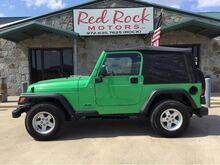2005_Jeep_Wrangler_TJ_ Royse City TX