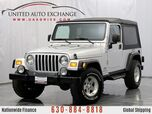 2005 Jeep Wrangler Unlimited LWB