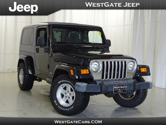 2005 Jeep Wrangler Unlimited Raleigh NC