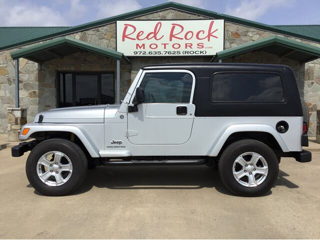 2005 Jeep Wrangler Unlimited Royse City TX