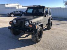 2005_Jeep_Wrangler_X_ Gainesville TX