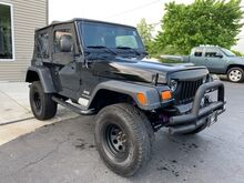 2005_Jeep_Wrangler_X_ Manchester MD
