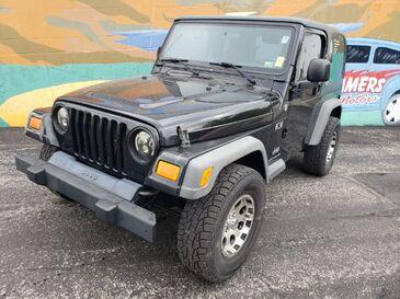 2005_Jeep_Wrangler_X_ Saint Joseph MO