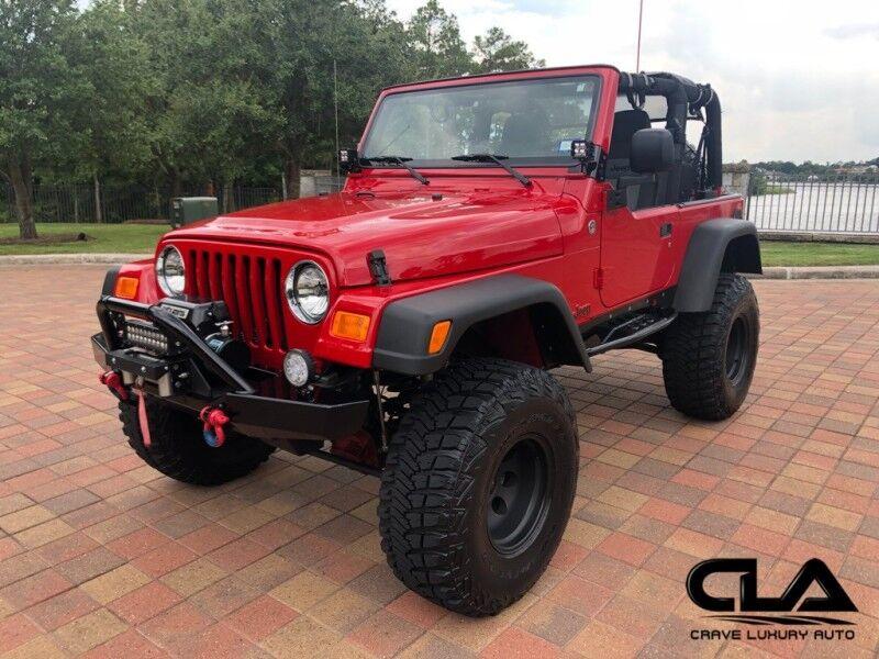 2005 Jeep Wrangler X The Woodlands TX