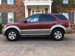 2005_Kia_Sorento_LX 2-owners 4WD Very well kept. EXCELLENT SERVICE HISTORY_ Arlington TX