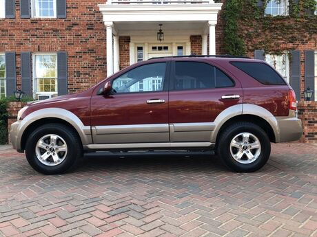 2005 Kia Sorento LX 2-owners 4WD Very well kept. EXCELLENT SERVICE HISTORY Arlington TX