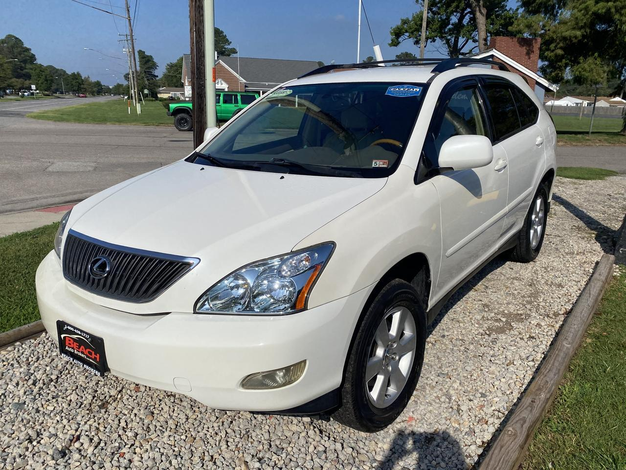 2005 LEXUS RX330 WARRANTY, SATELLITE RADIO, 6 DISC CD PLAYER,  CRUISE CONTROL, A/C, LOW MILES! Norfolk VA