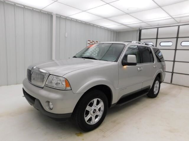 2005 LINCOLN Aviator 4dr AWD Manhattan KS