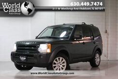 2005_Land Rover_LR3_SE - AWD LEATHER SEATS SUN ROOF PARKING SENSORS ALLOY WHEELS ADJUSTABLE SUSPENSION MODES_ Chicago IL