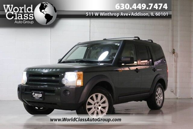 2005 Land Rover LR3 SE - AWD LEATHER SEATS SUN ROOF PARKING SENSORS ALLOY WHEELS ADJUSTABLE SUSPENSION MODES Chicago IL