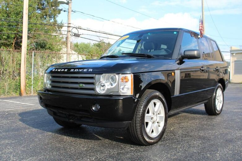 2005 Land Rover Range Rover HSE New Castle DE