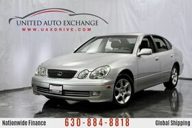 2005_Lexus_GS 300_3.0L V6 Engine RWD_ Addison IL