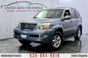 2005 Lexus GX 470 4.7L V8 Engine **3rd Row Seats** 4WD w/ Navigation, Sunroof, Park Aid with Rear View Camera, Mark Levinson Premium Sound System