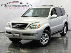 2005_Lexus_GX 470_4.7L V8 Engine / AWD / Navigation / Sunroof / Rear View Camera / Heated Leather Seats_ Addison IL
