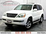 2005 Lexus GX 470 4WD w/ Navigation, Premium Stereo System, Power Sunroof, Heated