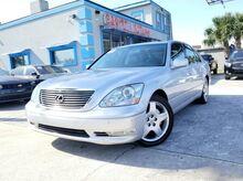 2005_Lexus_LS 430__ Jacksonville FL