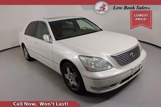 2005_Lexus_LS 430__ Salt Lake City UT