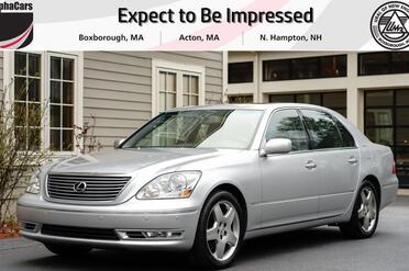 2005_Lexus_LS 430_Premium_ Boxborough MA
