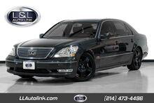 2005_Lexus_LS 430_Ultra Package_ Lewisville TX