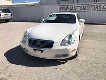 2005_Lexus_SC 430__ Gainesville TX