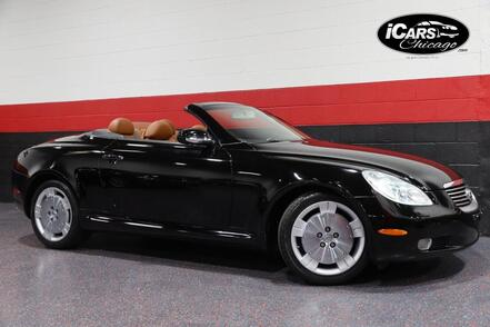 2005_Lexus_SC 430_2dr Convertible_ Chicago IL