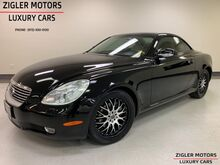2005_Lexus_SC 430_Convertible low miles Clean Carfax_ Addison TX