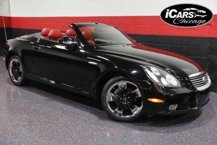 2005_Lexus_SC 430 Pebble Beach Edition_2dr Convertible_ Chicago IL